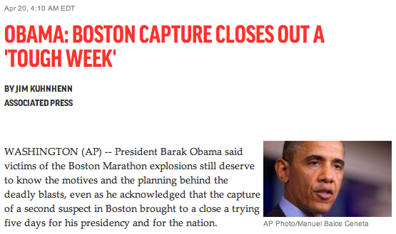 APonBostonBombingWeekObamaImpact042013at416am
