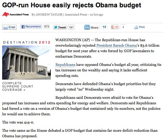 APonHouseRejectsBudget032812at11pm