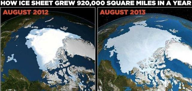 ArcticIceSheetGrowth0812to0813