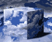 Cubed Sky