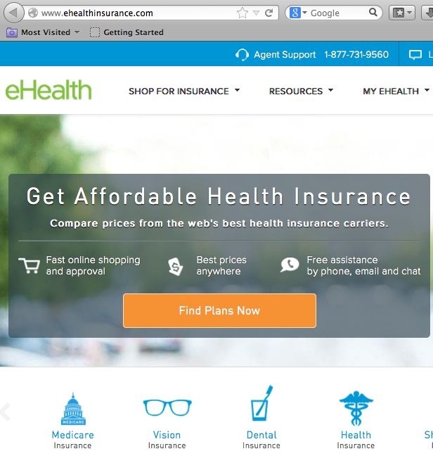 EhealthInsurance100813