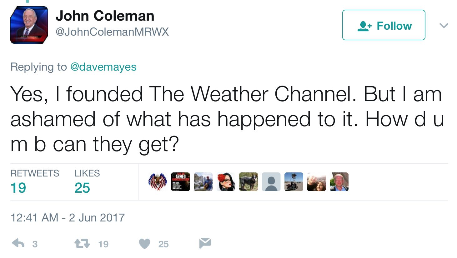 JohnColemanFoundedTWC060217