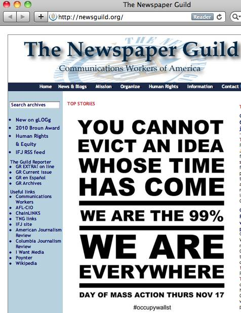 NewsGuildOWS111711Support