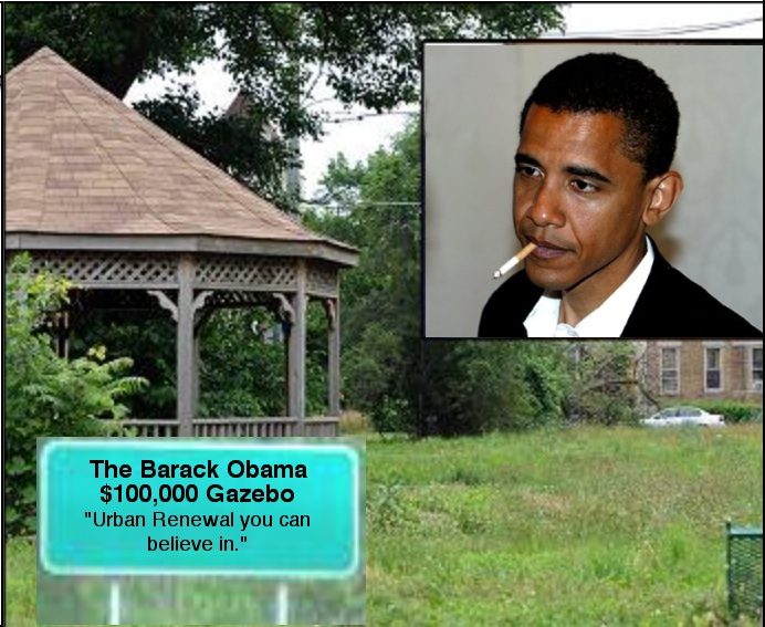Barack Obama's $100,000 Illinois Rip Off