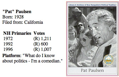 PatPaulsen