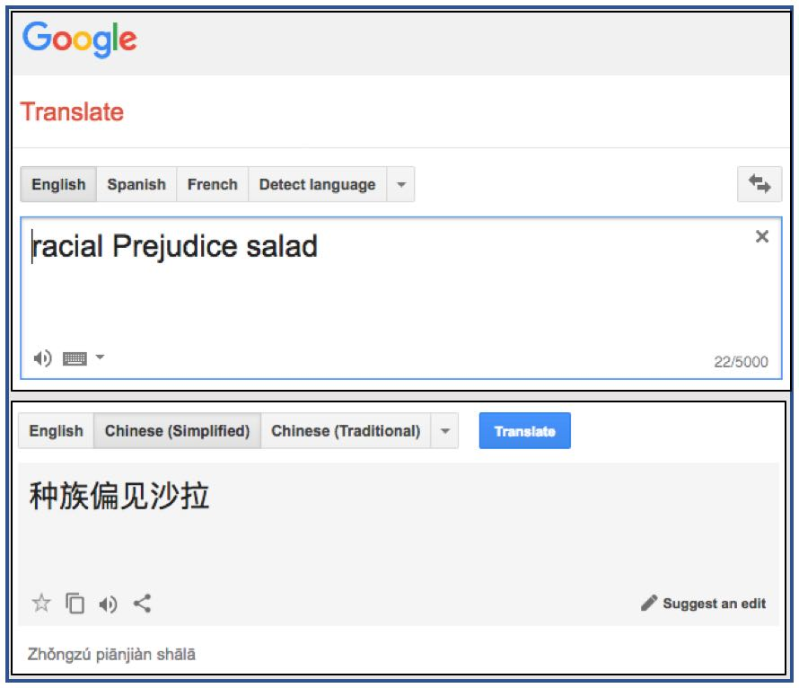 RacialPrejudiceSaladChineseTranslation0417